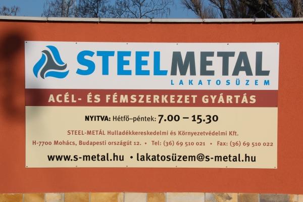 acél és fémszerkezet gyártás